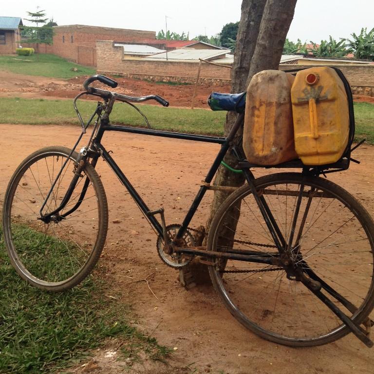 Rural development in Rwanda can be a rough ride but...