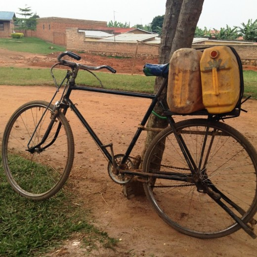 Rural development in Rwanda can be a rough ride but...
